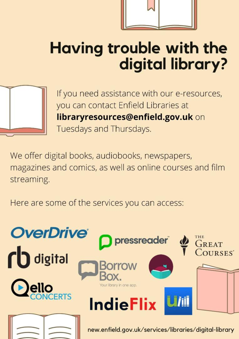 Digital Library Posters (2)